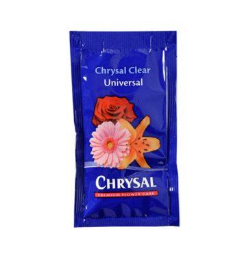 CHRYSAL FLOWER FOOD 1000 CT. 10 GRAM PACKETS