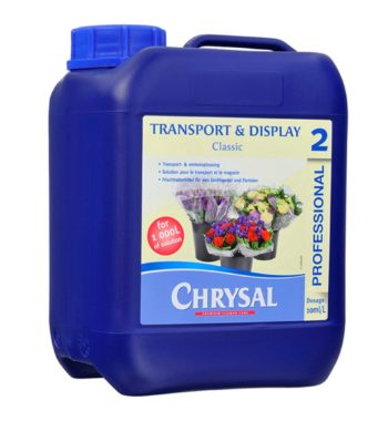CHRYSAL #2 TRANSPORT & HOLDING SOLUTION 2.6 GALS.