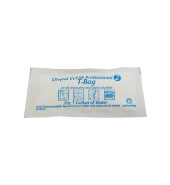Chrysal Clear Professional #2 T-Bag – 50 case