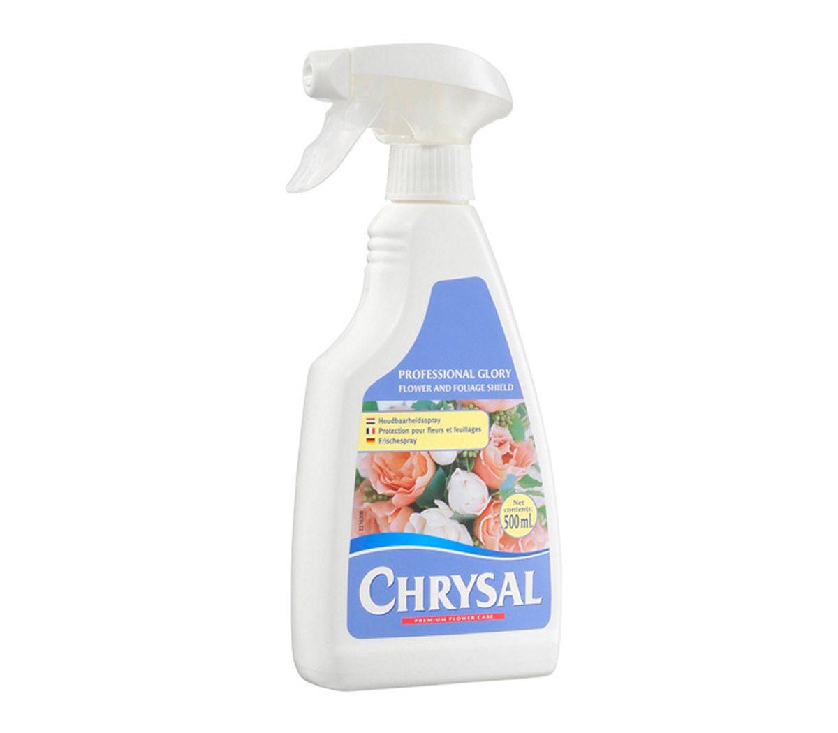 Silk And Dried Flower Cleaner 1 X 17 Fl Oz Chrysal Flower Food