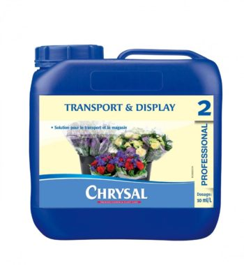 CHRYSAL #2 TRANSPORT & HOLDING SOLUTION CASE