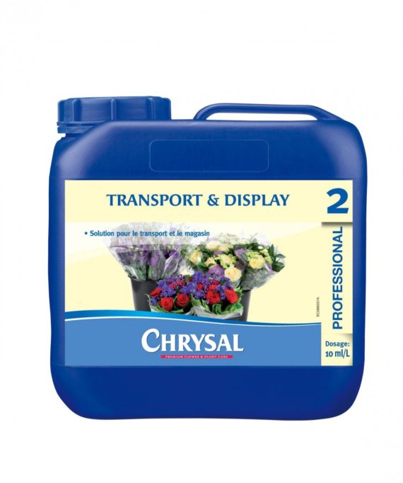 CHRYSAL #2 TRANSPORT & HOLDING SOLUTION CASE